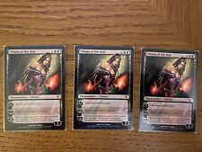 3x NM Liliana of the Veil - Magic: the Gathering Innistrad