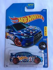 Hot Wheels MITSUBISHI Lancer Evolution EVO MR RS GSR GT JDM BBS Bilstein Final