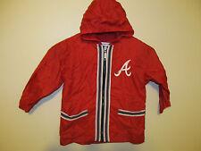 Atlanta Braves Hooded Jacket - Starter Toddler 3T