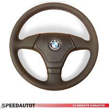 Lederlenkrad BMW E31 E34 E36 E39 Z3 mit Airbag xx NEU LEDERRBEZUG