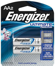 Energizer ENRL912 Ultimate Lithium AA Battery