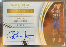 Devin Booker RC 2015-16 Immaculate Collection Rookie Auto SP /99 Phoenix Suns