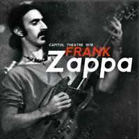 Zappa - Capitol Theatre 1978 (4cd-Set) 4CD NEU OVP