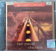 The Golden Collection - Hari Prasad Chaurasia (2CD Set) - NEW. STILL SEALED. UK