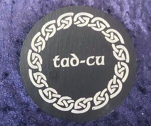 Welsh Slate Coaster (Tad-Cu - Grandad)
