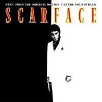 SCARFACE CD NEW ORIGINAL SOUNDTRACK