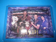FARSCAPE 2003 RARE PROMO CARD MINT P1 RITTENHOUSE SEASON 4 SAISON