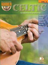 Mandolin Play-Along CELTIC Learn Play THE KESH JIG Irish Songs Music Book 2 & CD