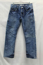 Departed Harbor BLVD Jeans Mens Size 30 Excellent Used Condition Light Wash
