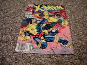 Uncanny X-Men #277 (1963 1st Series) Marvel Comics NM/MT