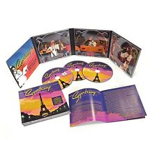 SUPERTRAMP - LIVE IN PARIS '79 2 DVD + CD NEU