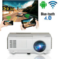 CAIWEI A3 Android Blue-tooth Home Theater Projector HDMI App HD 1080p HDMI Cable