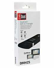 New Dual DMH25 Dualcast Wi-FI HDMI Dongle For iPhone/Android Airplay MirrorLink