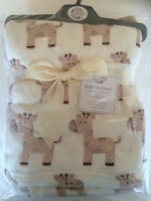 Girls' Bassinet Nursery Blankets & Throws with Wrap