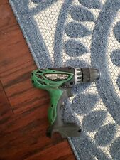 HITACHI Cordless Drill DS 10DFL Without Battery