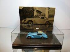 MINICHAMPS 120420 ALFA ROMEO 8C 29900 B LUNGO 1938 - BLUE 1:43 EXCELLENT IN BOX