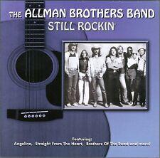 The Allman Brothers Band - Still Rockin' (2000)  CD NEW/SEALED  SPEEDYPOST