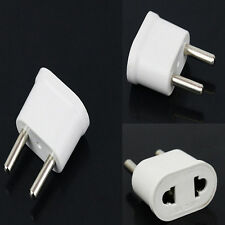 1X Travel Charger Wall AC Power Plug Adapter Converter US USA to EU Europe