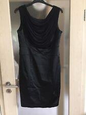 APANAGE  Abendkleid  Cocktailkleid  Etuikleid Kleid Gr. 44 XL L 42 Schwarz Top