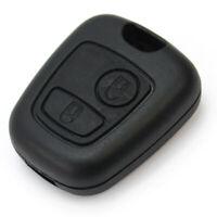 Chiave a distanza per auto Fob Shell per Peugeot 107 207 307 407 106 206 306 406