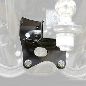 HMF Racing HD Receiver Hitch 2 inch Black Polaris RZR XP Turbo S 2018 - 2021