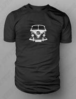 """TYPE 2 SPLITTIE"" Splitscreen Kombi Camper T1 Van T-Shirt M-XXL"