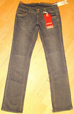 VERO MODA Jeans Gr: 40 / 34 # Mighty Slim Jeans Dark Blue