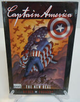 Captain America: New Deal 1 2 3 4 Marvel Comics HC Hard Cover Brand New Sealed