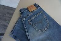 Levis Levi's 501 Herren Jeans Hose 33/30 W33 L30 stonewashed blau TOP AD35