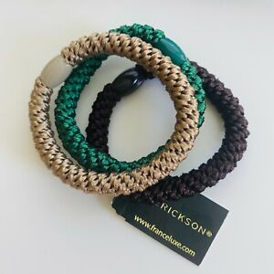 L Erickson Grab And Go Ponytail Holders Pony Hair Ties 🌟🐴