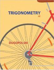 Trigonometry 4th Edition by Mark Dugopolski  (2014, Looseleaf, 9780321923486)