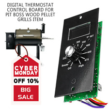 Upgrade #70120 Digital Thermostat Control Board For Pit Boss Wood Pellet Grills
