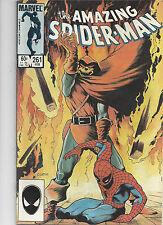 Amazing Spiderman #261 Feb 1985