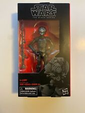Star Wars The Black Series 4-LOM #67 6 Inch Action Figure