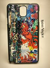 Samsung Galaxy Note 3 III N9000 N9005 Anime Phone case Naruto Tail Beast Ninjas