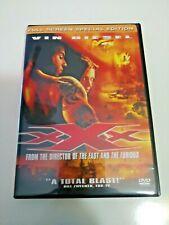 xXx (Dvd, 2002, Full Screen, Special Edition) Vin Diesel & Asia Argento