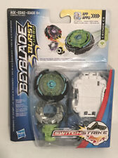 Beyblade Burst Turbo SwitchStrike-CAYNOX C3- D53/TD09  Starter Pack-FREE SHIP