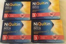 niquitin Patches Step 3 7mg x 28 Patches Only £39.99        #48 hour delivery