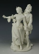 "Nymphenburg Bustelli figurine 549 ""Dancing Couple"" WorldWide"