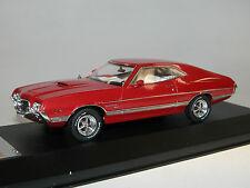Premium X models prd152, Ford Gran Torino Sport, 1972, rosso, 1/43