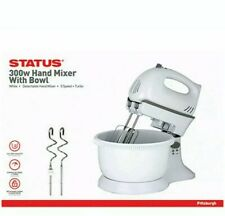 Status Pittsburgh 2.5L Hand Mixer - White (PITTSBURGH1PKB2)