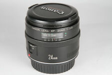 Canon EF 24mm f/2.8 Wide Angle Lens for Canon EF Mount * Excellent *
