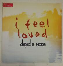 "Depeche Mode I Feel Loved Maxisingle 12"" Europa 2001"