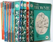 42 x  1968 BROWNIE MAGAZINES  ( INCLUDING SPECIALS ) ~ RARE