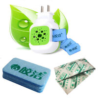 3pcs Mosquito Insect Bite Repellent Tablets Refill Replacement Plug Adaptor Mats