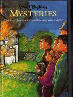 "Mysteries: ""Mystery of the Burnt Cottage"", ""Mystery ... by Blyton, Enid Hardback"