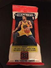2018-19 Panini NBA HOOPS Basketball Guaranteed AUTO/AUTOGRAPH JUMBO HOT PACK!