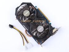 GIGABYTE NVIDIA GeForce GTX 750 Ti 2 GB Video Card GV-N75TOC-2GI GDDR5 128bit 2G