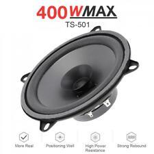 """TS-501 5"""" inch 13cm 400 Watts Car Van Door Coaxial Speakers 60Hz-20kHz 93dB 4OHM"""