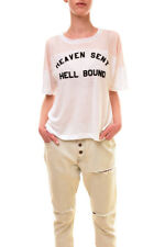 Wildfox Women's Authentic Heaven Sent Shirt White Size S RRP £97 BCF83